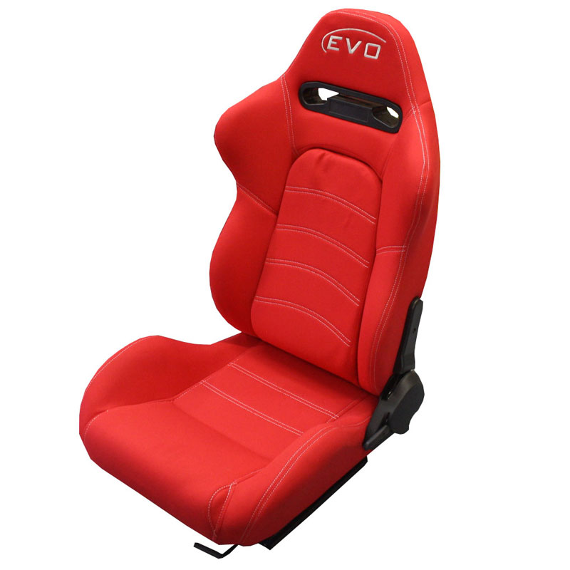 Evo Tuning Gt Reclinable Racing Seats Red Evo Tuning South Africa