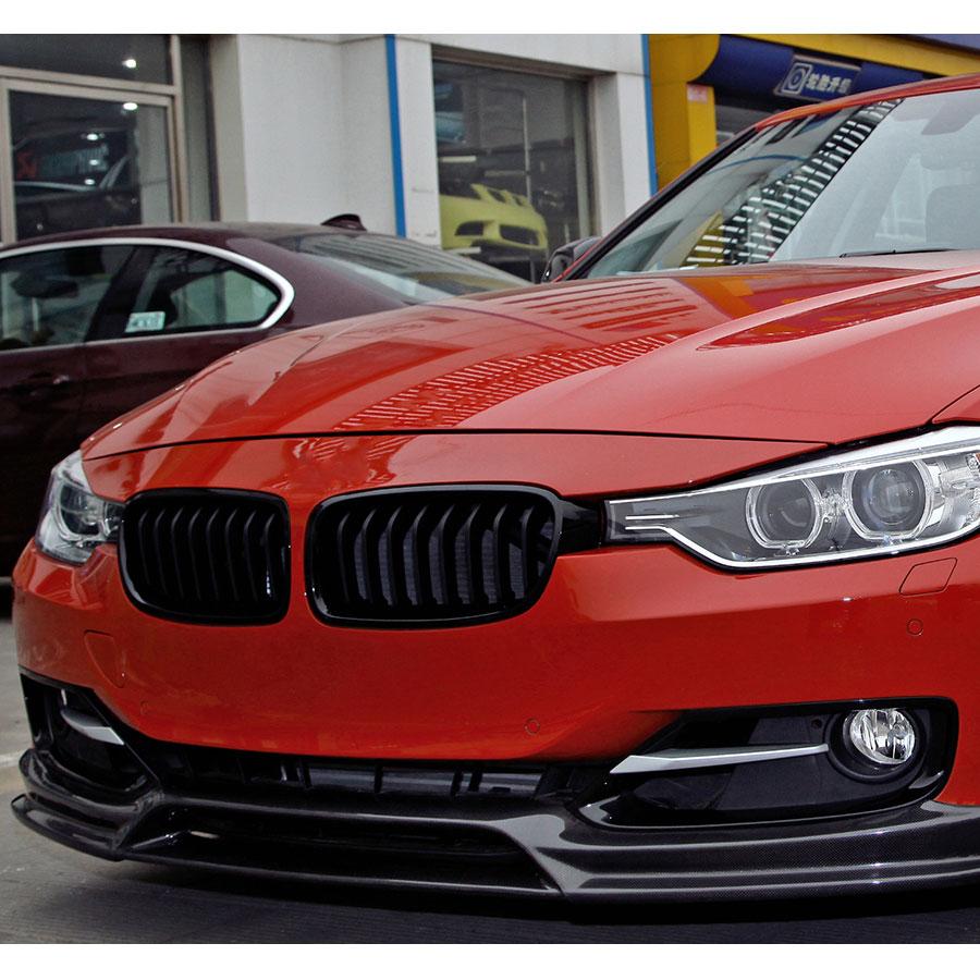 Bmw Sport: BMW F30 Sport Line Carbon Front Spoiler